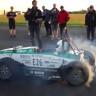100 km'lik Hıza 1.779 Saniyede Ulaşan Araç, Yeni Dünya Rekorunun Sahibi Oldu