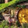İngiltere'de Bir Hobbit Evi Benzeri Otel Yapılıyor!
