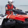 San Francisco Polisi Jet Ski'ye Dönüşebilen ATV Kullanacak!