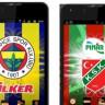 Fenerbahçe Ülker ve Pınar Karşıyaka Modelleri Bulunan Telefon: Euroleague Mobile