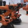 Dünyanın İlk İnsansız Robot Fabrikası Çin'de Kuruldu