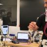 Refleksleri Olan Robot Üretildi!