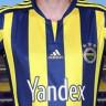Fenerbahçe'nin Göğüs Reklamı Yandex Oldu