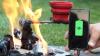 Yok Artık: Telefonu Piknik Ateşiyle Şarj Ettiğini İddia Eden Aparat İncelemesi