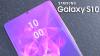 8K Video Çekebilen Ultrasonik Parmak İzi Okuyuculu Galaxy S10 Nasıl Olacak?