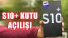 7.500 TL'ye Satılacak Yeni Galaxy S10+ Türkiye'de! (Kutu Açılış Videosu)