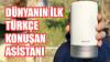 TV Reklamlarında Papağan İle Konuşan Dünyanın İlk Türkçe Akıllı Asistanı Asista'yı Baya Zorladık!