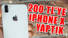 iPhone 6'yı 200TL'ye iPhone X'a Çevirdik