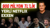 Acun Ilıcalı'nın 900 Milyon TL'lik Yerli Netflix'i Exxen Hakkında Bilinen Her Şey