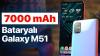 Akü Gibi Telefon: 7000 mAh Bataryası ile Samsung Galaxy M51 İncelemesi