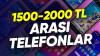 1.500 - 2.000 TL Arasında En İyi Akıllı Telefonlar (Şubat 2021)