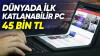 Dünyanın İlk Bükülen Bilgisayarı: Lenovo Thinkpad X1 Fold
