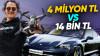 4.000.000 TL'lik Porsche Taycan Turbo S ile FPV Drone'u Kapıştırdık! (Sürpriz Sonlu)