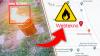 Yangın Çıktığını Saniyesinde Anlayan Drone'u Ofisin Bahçesinde Test Ettik