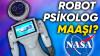 Türkiye'nin İlk Robot Psikologu! (NASA Havada Kaptı)