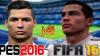 FIFA 16 - PES 2016 Grafik Karşılaştırması (Hediyeli)